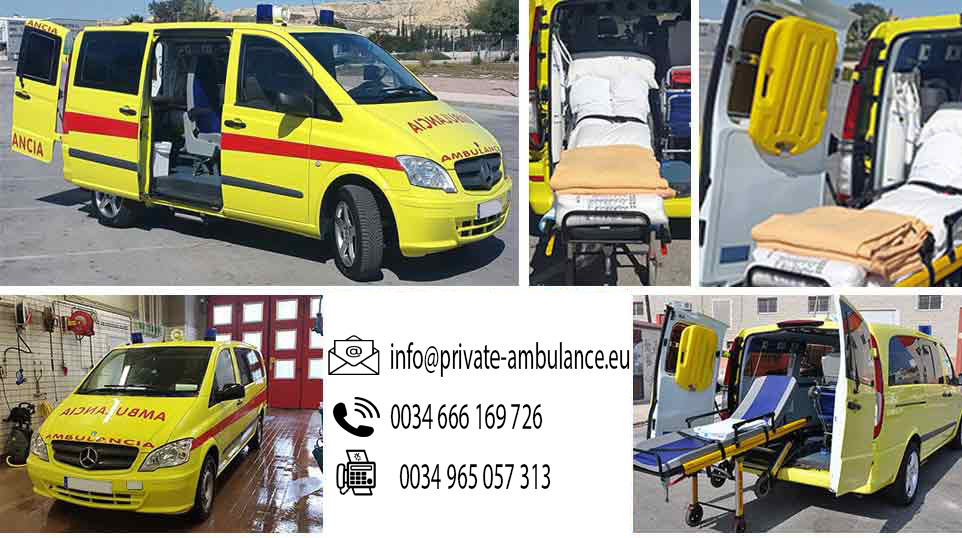 Privat ambulance