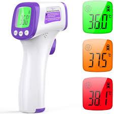 Nous vérifions la température tout au long du voyage